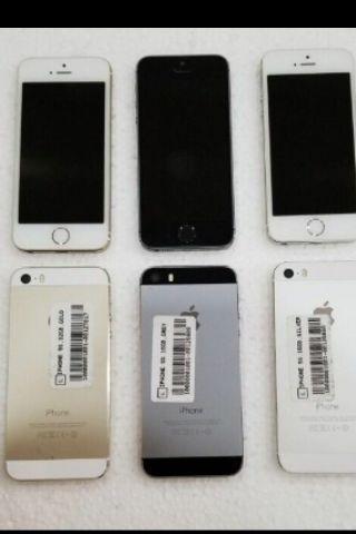 Iphone 5s em bom estado todas cores 32gb
