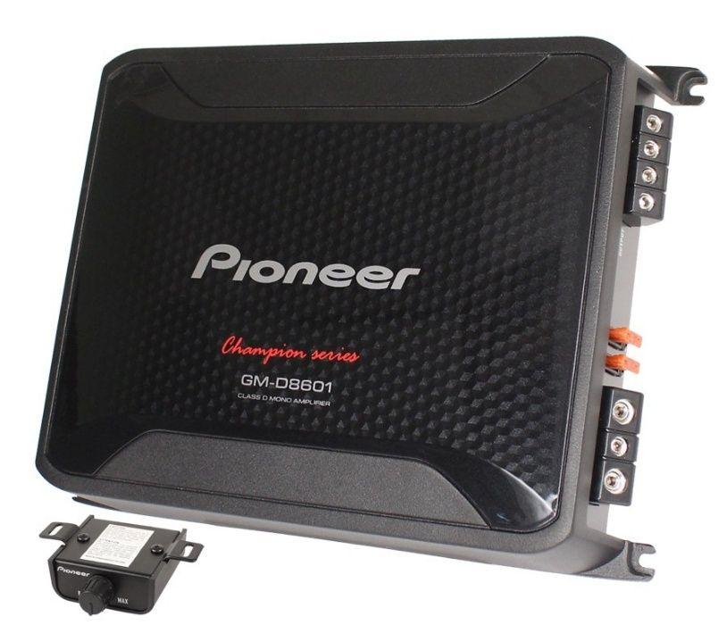 Моно усилитель Pioneer 1600 Вт класса D (GM-D8601)