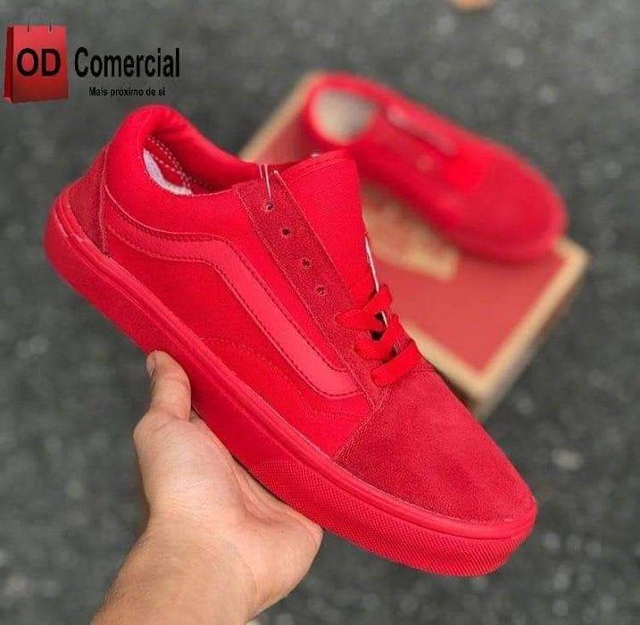Vanse vermelha
