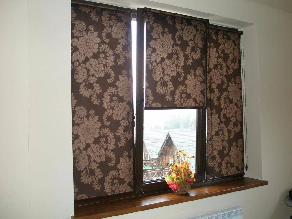 Ролл шторы для Вашего дома по низким ценам
