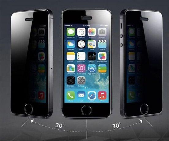 Folie Sticlă Privacy 5D iPhone 6Plus 6s Plus