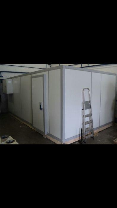 Морозильные и холодильные камеры Polair