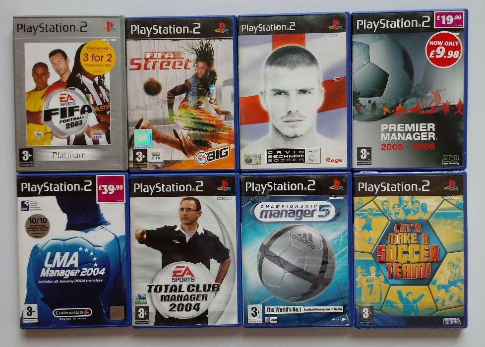 Оригинални игри за PS2, PlayStation 2