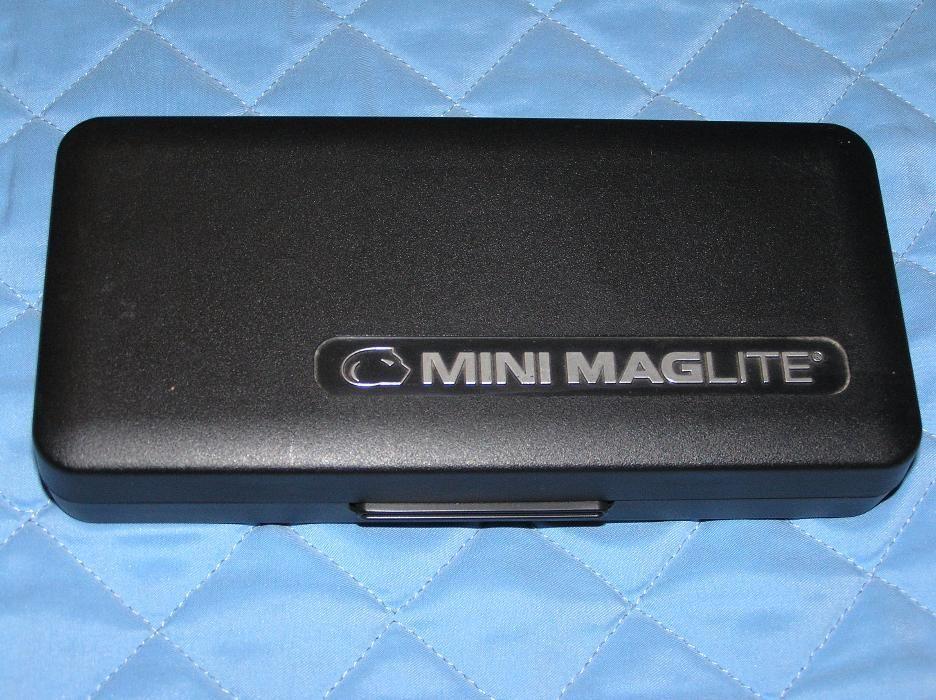 Lanterna originala Mini Maglite