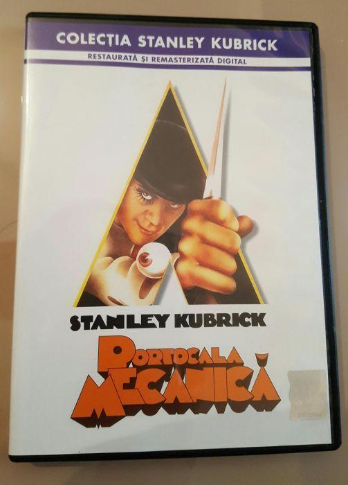 Portocala Mecanica/A clockwork orange- Stanley Kubrick DVD