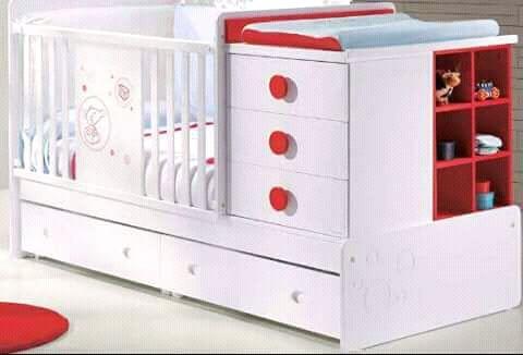 Berço do bebe disponivel