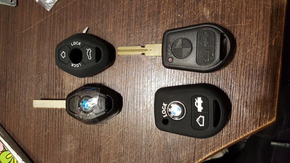 Ключ/кутийка за БМВ BMW Е46 Е39 Е60