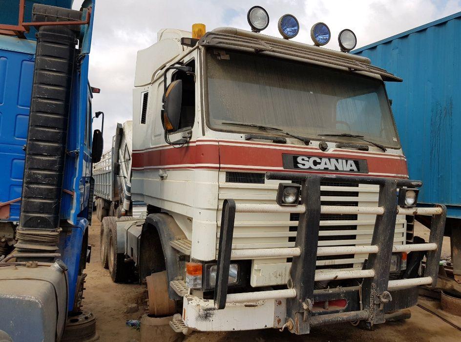 Camião Scania 450 cv