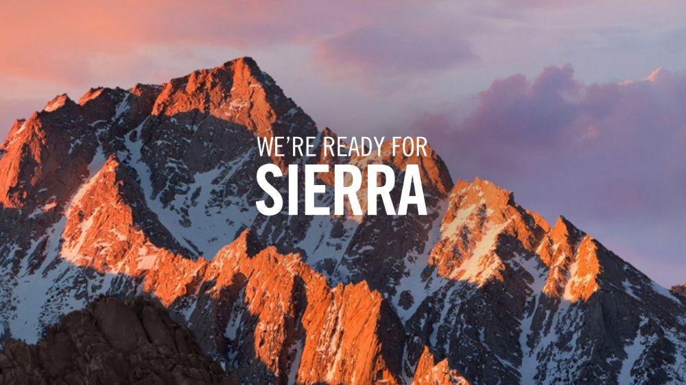 Sistema Sierra 10.12 (macbook air,macbook pro,imac)
