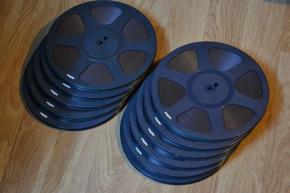 Banda magnetofon reVox, 26,5cm plastic/metal-akai, pioneer,teac