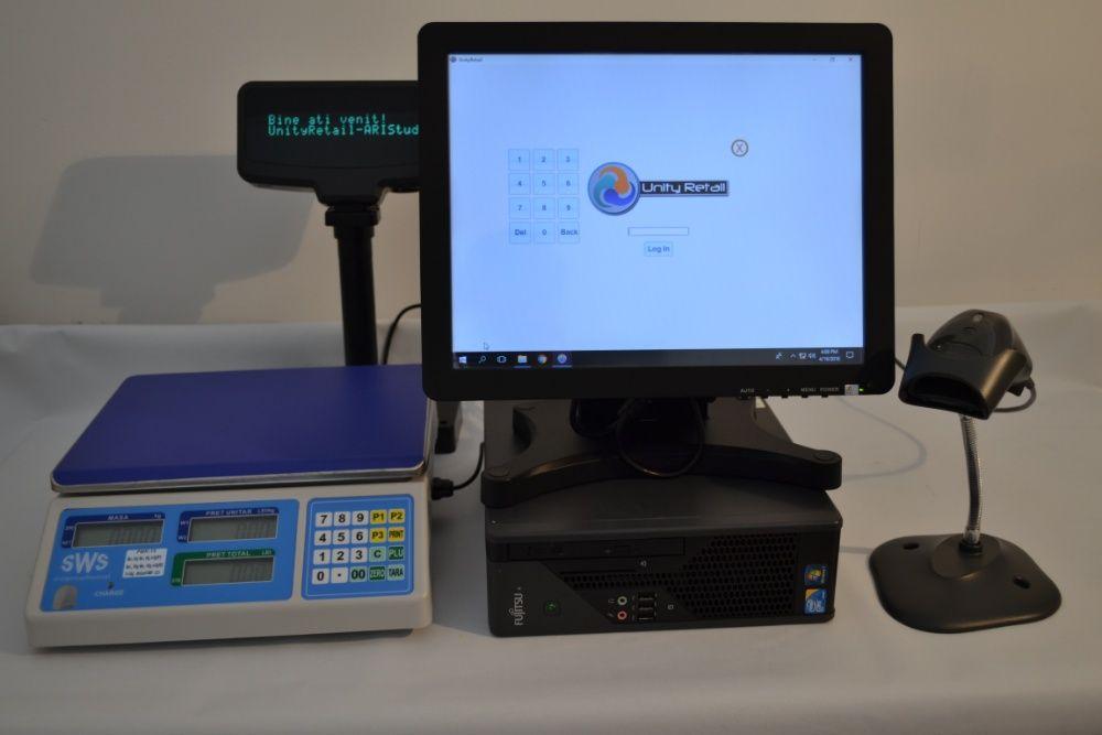 Scanner/Cititor Coduri de Bare Kit USB cu Suport Zebra Motorola Nou 3 Pitesti - imagine 4