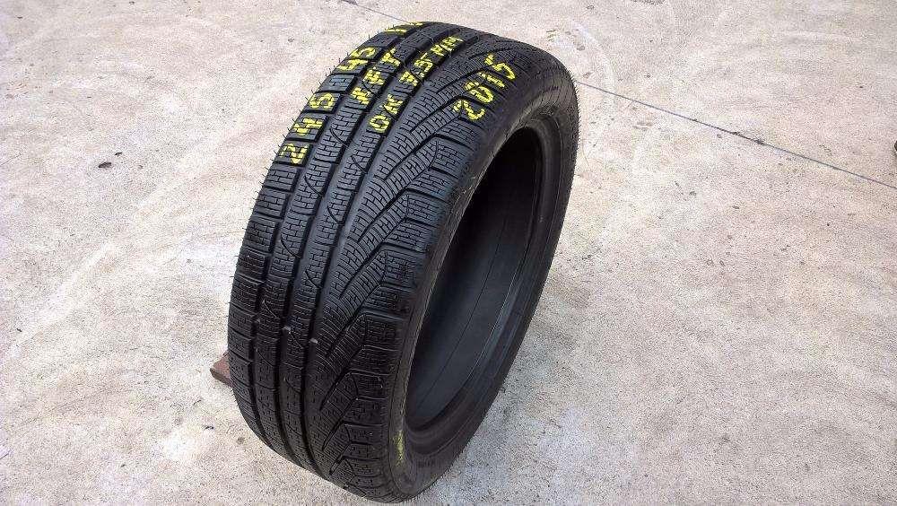 O anvelopa de iarna 245 45 18 pirelli w 240 sottozero S 2 run flat