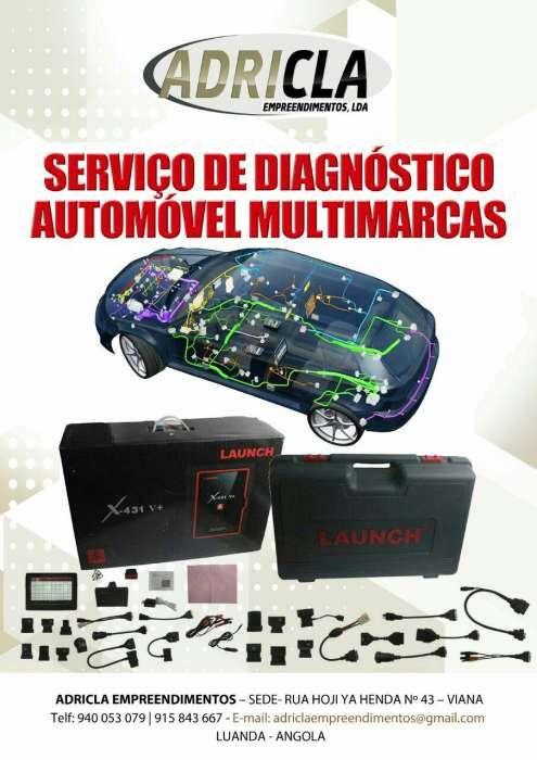 Diagnóstico Automóvel multimarcas!