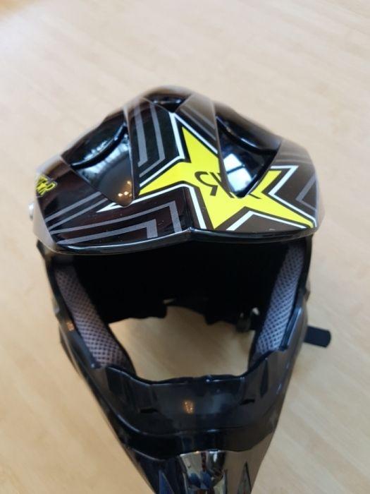 Casca Protectie Rockstar Atv-enduro