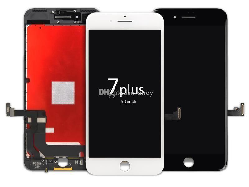 Display iPhone 7 Plus Original Negru sau alb