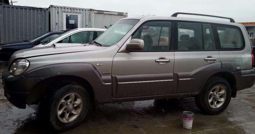 Dezmembrari Hyundai Terracan, (2003-2008) 2.9 CRDi , 4X4 | CTdez