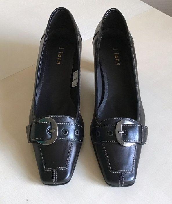 Pantofi dama ILARY, piele naturala int/ext, marimea 38, ca NOI