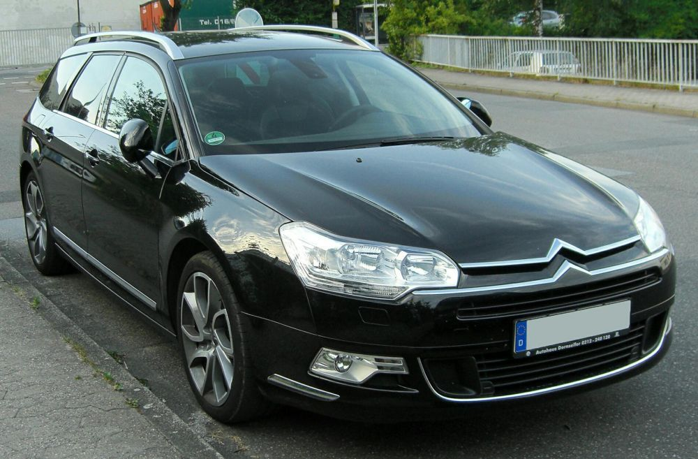 Dezmembrez Citroën C5 Tourer Exclusive 2011