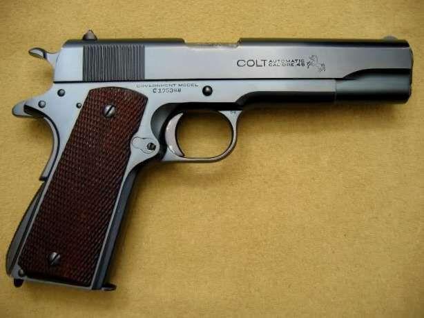 Pistol AIrSoft UPGRADAT (Putere Dubla!!) COLT Adevarat Co2 gaz arc nou
