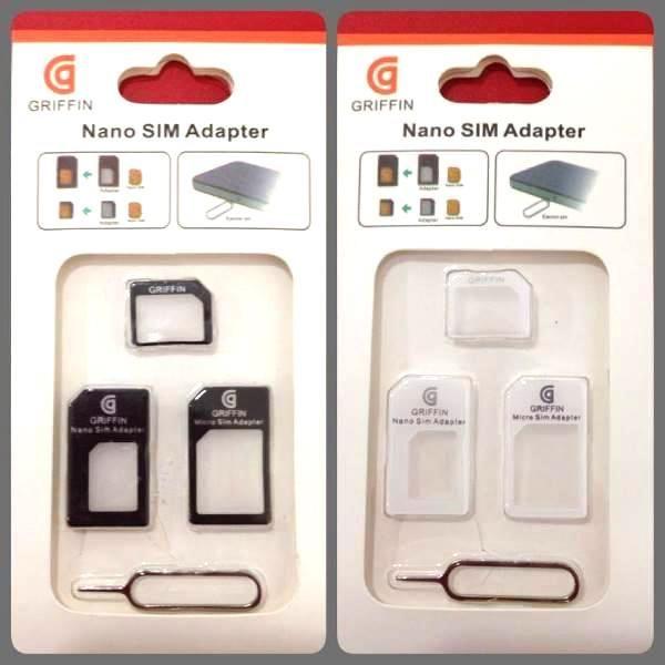 Преходник Адаптер Nano SIM към Micro SIM и Standart SIM card