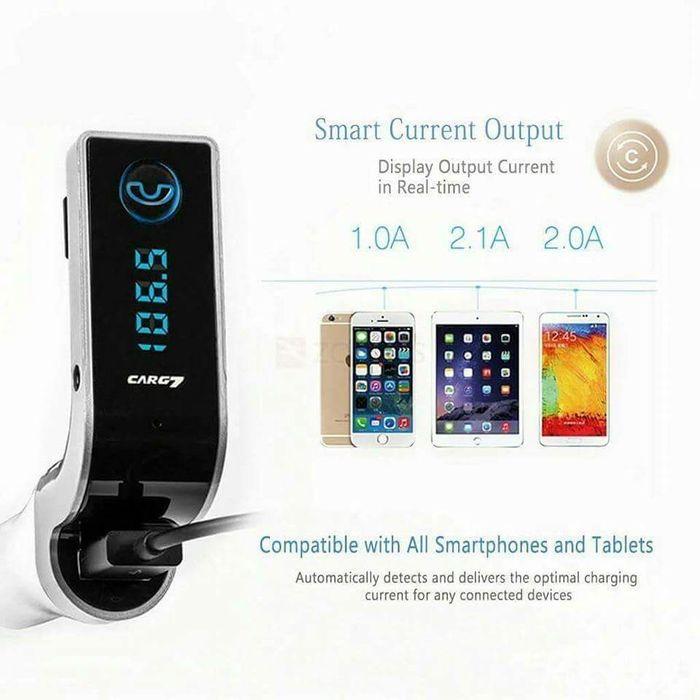Bluetooth carg7 a 600mt e Carg8 a 750mt Bairro Central - imagem 1