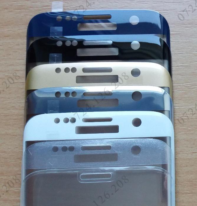 Folie sticla Samsung S6, S7, EDGE, S8,S9 S9 Plus,S8+ PLUS, NOTE 8,9 Bucuresti - imagine 4