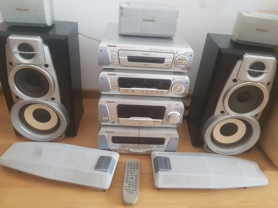 Linie audio Technics Sibiu - imagine 4