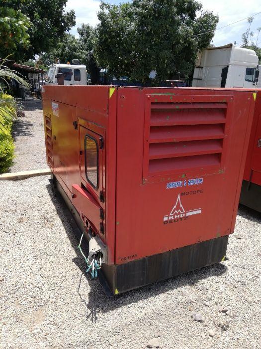 Gerador industriail 80 KVA Barrato