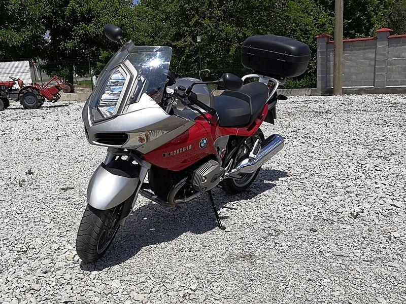 BMW R 1200 ST Abs