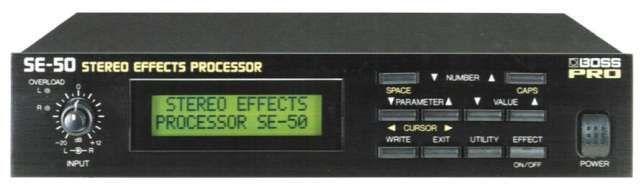 Procesor boss se-50