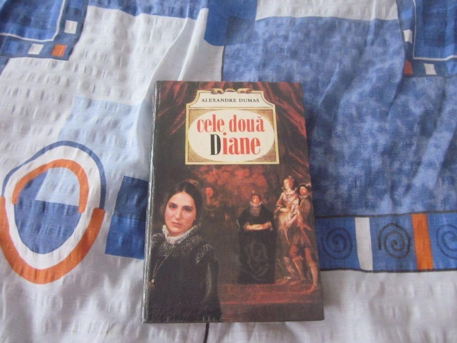 Cele doua diane de Al. Dumas