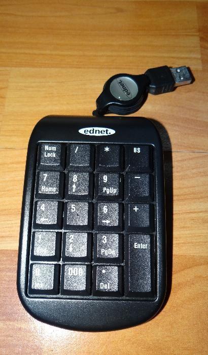 Tastatura numerica usb