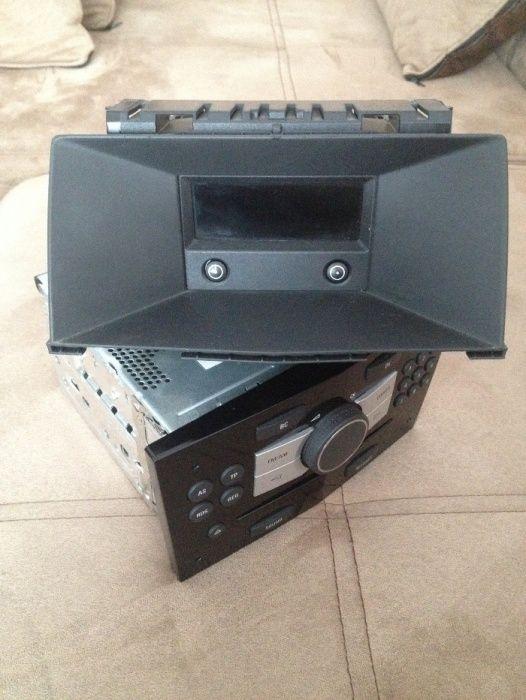 CD30 + TID дисплей + ръкохватка + огледало Opel Astra H , Zafira B