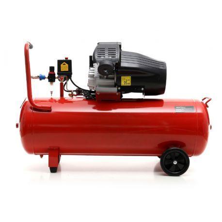 Compresor Aer 100 L cu 2 Pistoane 350 L-KD1480 - kraftprofesional.ro Radauti - imagine 5