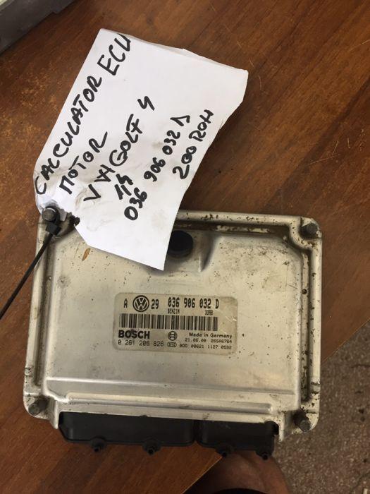 Calculator Ecu motor VW Golf 4 1,4