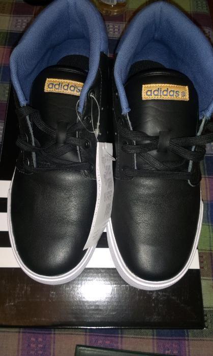 Adidas естествена кожа