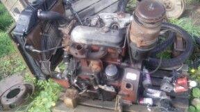 Motoare Fiat 60 cp 3 cilindri u445, Same