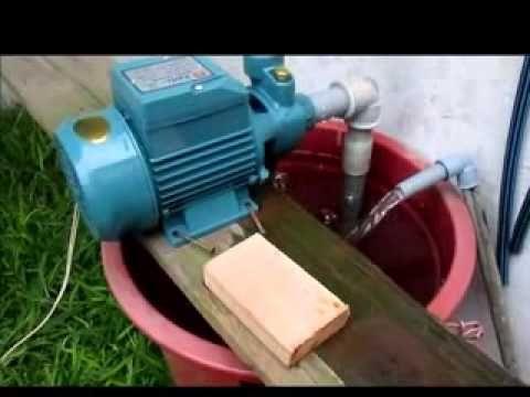 Tecnico profissional de Bomba de água montagem e manutencao