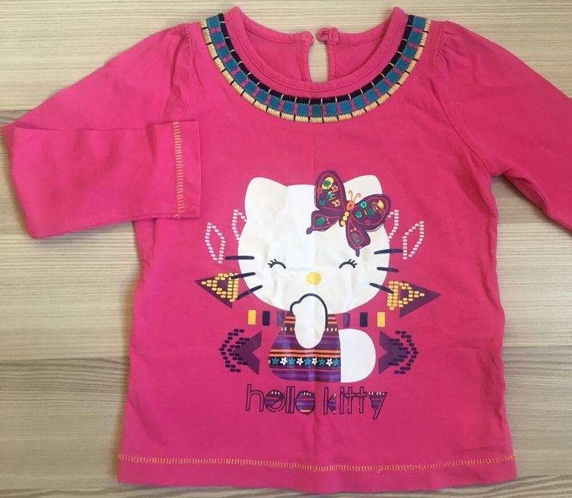 Bluza Hello Kitty NexT George Disney 2-3 ani f frumoase