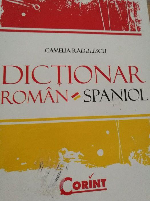 Dictionar român-spaniol.