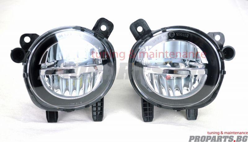 LED фарове за мъгла за BMW f30 / f32 / f36 / f20 2015-