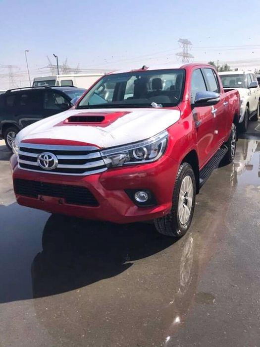 Vende Toyota Hilux