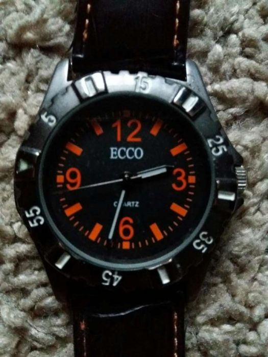 Ceas cronograf Eco quart , folosit