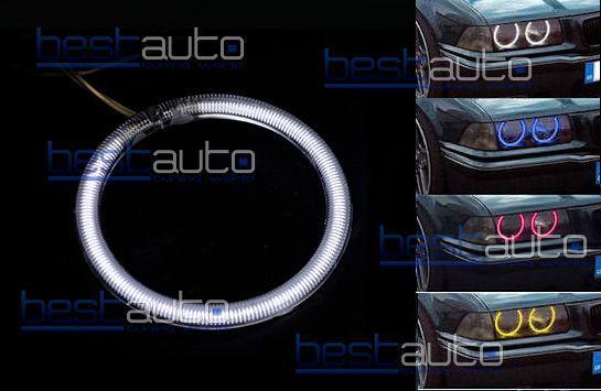 """Ринг CCFL за """"Ангелски очи"""" BMW E36 - БЕЗПЛАТНА ДОСТАВКА"""