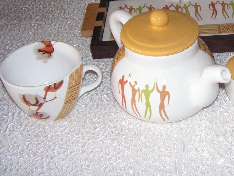 Нов керамичен сет Viva ceramiche Italy / от 2 части/