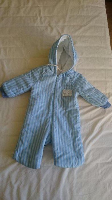 Бебешки космонавт + подарък