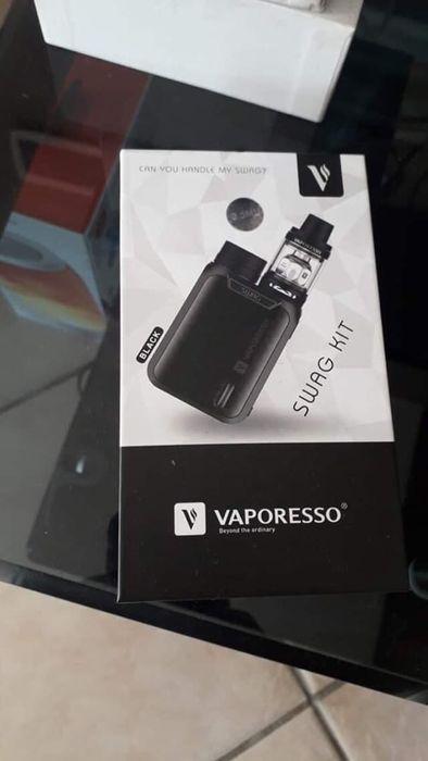 Cigarros Eletrônicos e Sabores