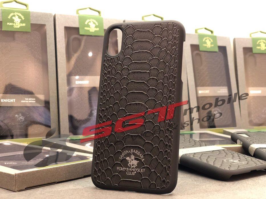 Кожен кейс Крокодилска кожа Iphone 7/8 7/8Plus X Xs Xr Xs Max