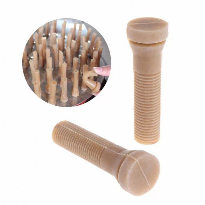 Резиновые пальцы для ощипа домашней птицы уток,гусей,бройлеров,фазанов
