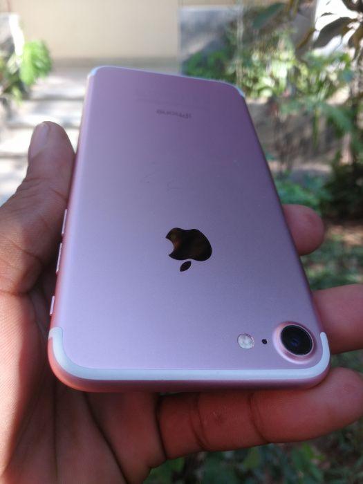 IPhone 7 32Gb rose gold.